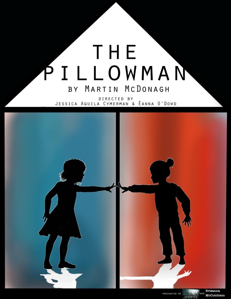 Pillowman Poster Clean